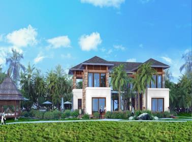 Biệt thự biển SonaSea Villas And Resorts lô SV1A- V07