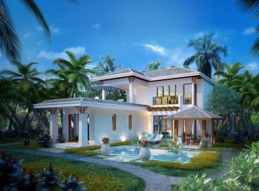 Biệt thự biển SonaSea Villas And Resorts lô SV1A- V08