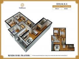 10 Chung cư Gold Season