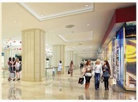 Trung tâm mua sắm tại  chung cư Lavender