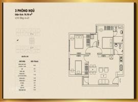 B9 - Tầng 6-21 Căn hộ Dream Home Palace