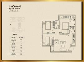 A9 - Tầng 6-21 Căn hộ Dream Home Palace