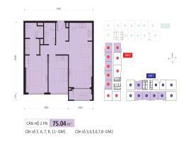 04 - Tòa GM1 Căn hộ Golden Mansion