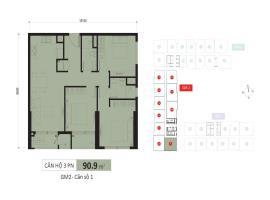 01 - Tòa GM1 Căn hộ Golden Mansion