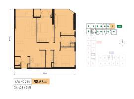 08 - Tòa GM3 Căn hộ Golden Mansion