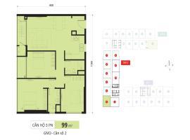 09 - Tòa GM3 Căn hộ Golden Mansion