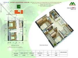 L5 - Block L Chung cư Xuân Mai Sparks Tower