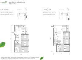 Bán căn 12B Tòa A2 tầng 18-Vinhomes Gardenia Mỹ Đình