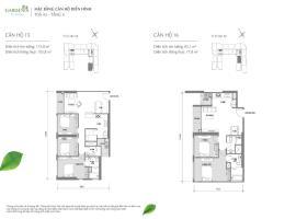 Bán căn 16 Tòa A2 tầng 18-Vinhomes Gardenia Mỹ Đình