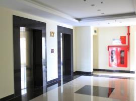 Hệ thống thang máy chung cư Ruby Towers