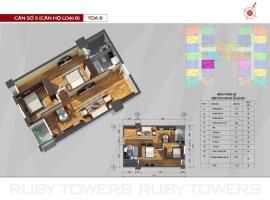 P5 - Tòa B AZ Sky Định Công