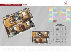 P8 Tòa A tầng 8-AZ Sky Định Công - Tầng: 8
