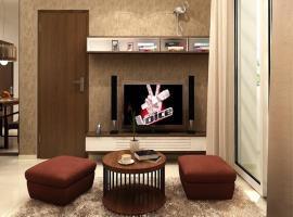 Phòng khách chung cư Ruby Towers