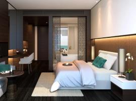 Phòng ngủ chung cư Ruby Towers