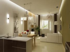 Thiết kế bên trong căn hộ
