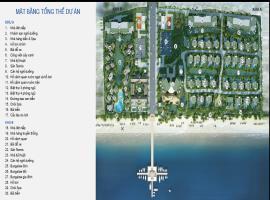 Phối cảnh dự án Blue Sapphire Resort Vũng Tàu