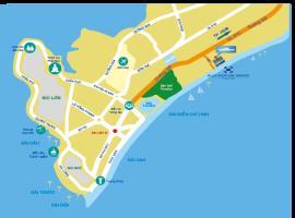 Vị trí dự án Blue Sapphire Resort Vũng Tàu