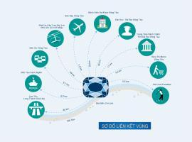Liên kết vùng dự án Blue Sapphire Resort Vũng Tàu