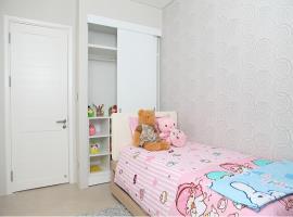 Phòng ngủ cho trẻ em tại dự án Blue Sapphire Resor