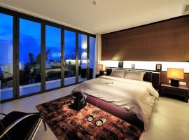 Phòng ngủ tầng 1 tại Blue sapphire