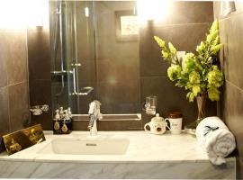 Phòng vệ sinh tại biệt thự Blue Sapphire