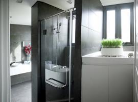 Phòng vệ sinh tại dự án Blue Sapphire Resort Vũng