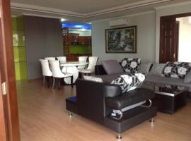 Hình ảnh căn hộ mẫu 1 tại dự án Sơn Thịnh