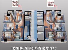 Mặt bằng căn hộ tại dự án Sơn Thịnh