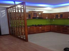 Phòng bếp tại dự án Sơn Thịnh