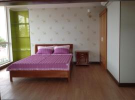 Phòng ngủ tại dự án Sơn Thịnh