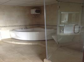 Phòng vệ sinh tại dự án Sơn Thịnh
