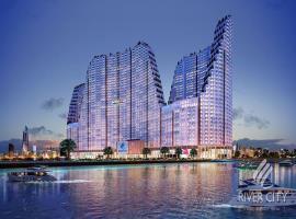 Phối cảnh tổng thể dự án River City