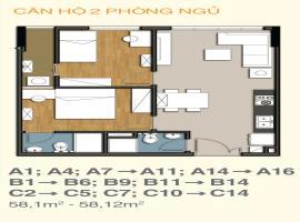 B9 Căn hộ 9 View Apartment - Tầng: 10