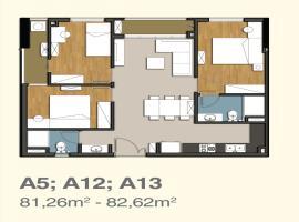 A5 Căn hộ 9 View Apartment - Tầng: 10