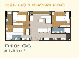 B10 Căn hộ 9 View Apartment - Tầng: 10