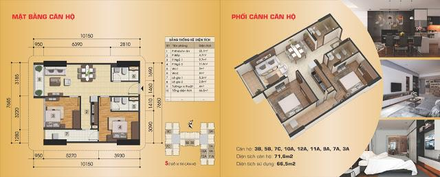 07C Chung cư Gemek Premium