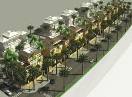 Liền kề dự án Gold beach