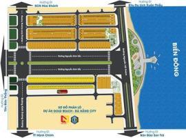 Mặt bằng phân lô dự án Gold beach