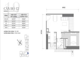 Căn 12 Tòa S2 tầng 12