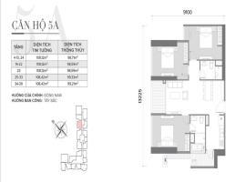 Căn 05A Tòa S2 tầng 12