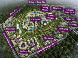 Celadon City - Master Plan