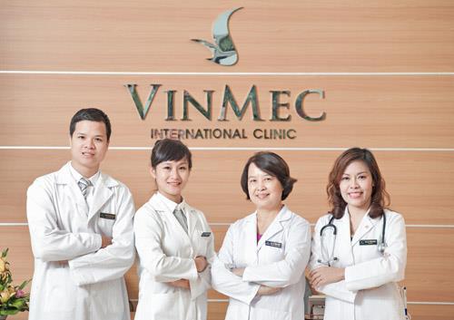 Bệnh viện vimec tại dự án Vinhomes Thăng Long