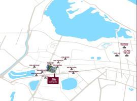 Vị trí dự án Vinhomes Metropolis Liễu Giai