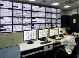 Hệ thống an ninh tại dự án Vinhomes Metropolis Liễ