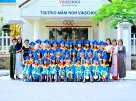 Trường quốc tế Vinschool tại dự án Vinhomes Metrop