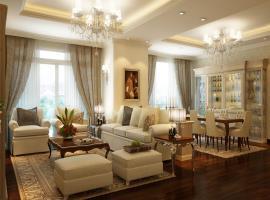 Thiết kế căn hộ tại dự án Vinhomes Metropolis Liễu