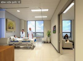 Chăm sóc sức khỏe tại chung cư Tháp Doanh Nhân