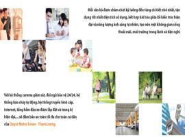 Tiện ích xung quanh dự án Depot Metro Tham Lương