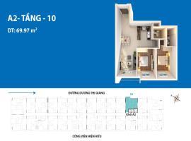 Căn hộ 10 A2 dự án Depot Metro Tham Lương