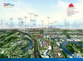 Phối cảnh tổng thể dự án Phước Hòa Goldenland